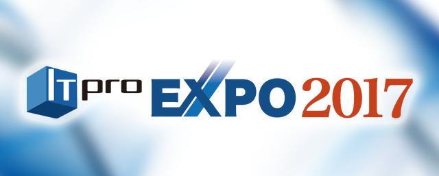 明日からITpro EXPO始まります